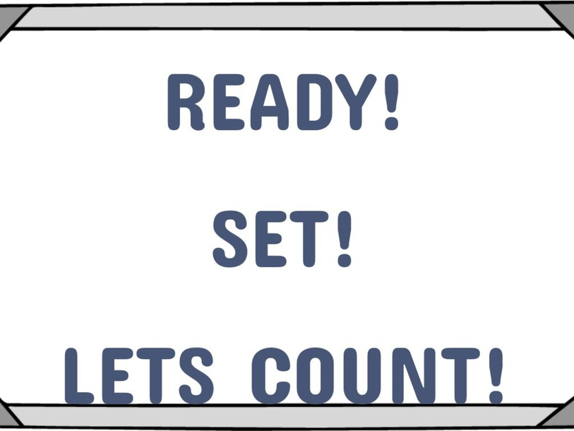 READY ! SET ! LETS COUNT! by Mary-Kate Rose