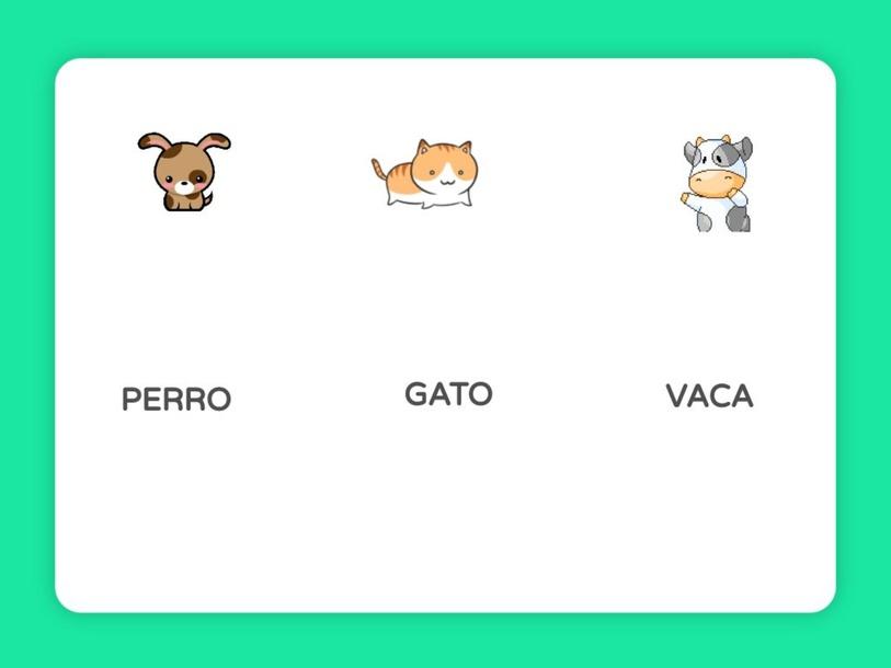 ROMPECABEZAS DE ANIMALES by Tatiana Santana