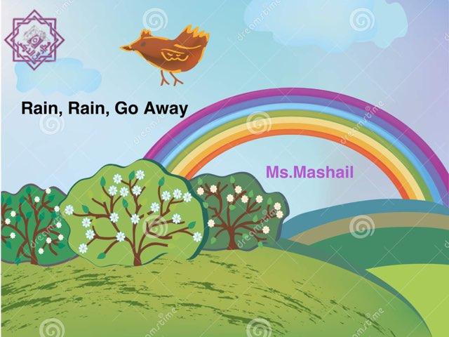 Rain, Rain  by Meeesh Mutairi