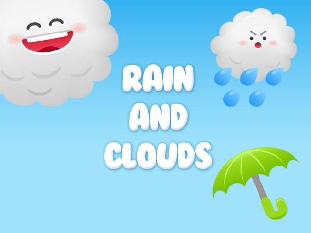 Rain and Clouds by Edventure More