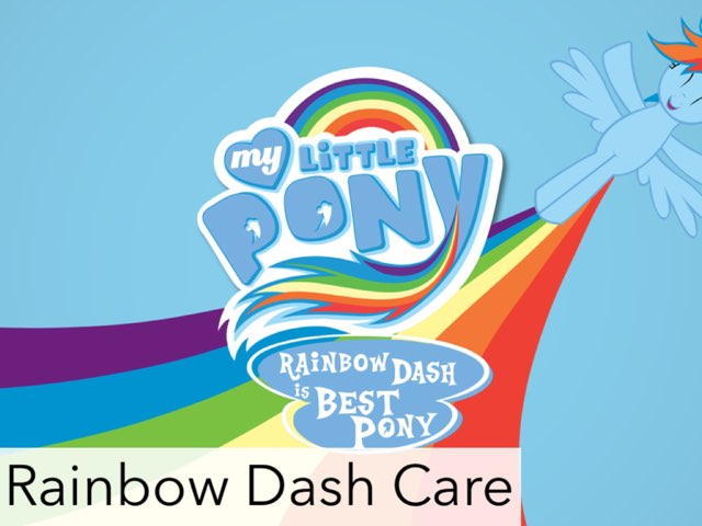 Rainbow Dash Care by M2 Taylor