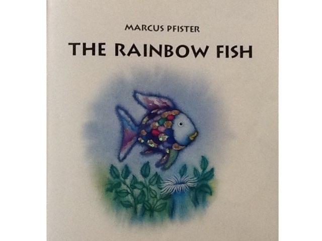 Rainbow Fish by Dara Nadine