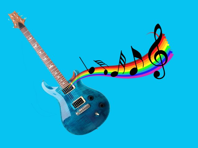 Rainbow Gatar by Canette Fry