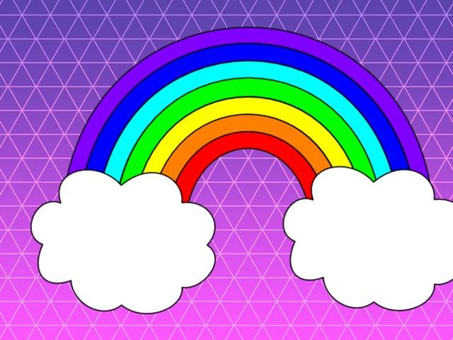 Rainbow Words Level 3 by Rhonda blosser