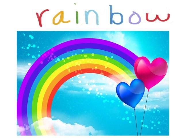 Rainbow by Hafoos Inou