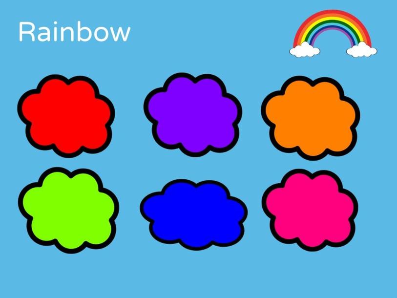 Rainbow  by Mariam ALdhuhoori