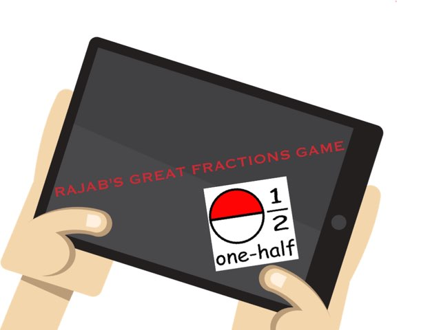 Rajab's Greatest Fractions by Mr Oates
