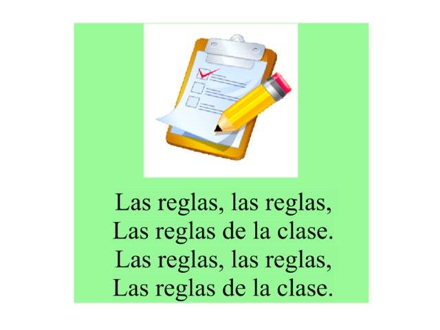 Rap de Reglas by Allison Shuda