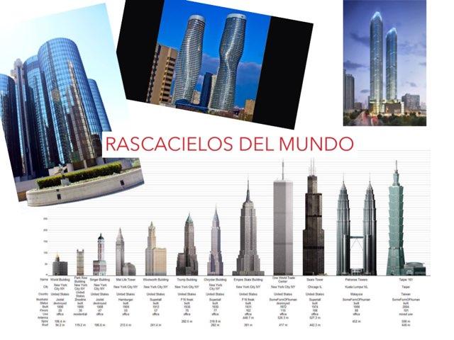 Rascacielos by Carmen carras