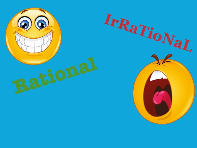 Rational Vs. irrational by Christy poole