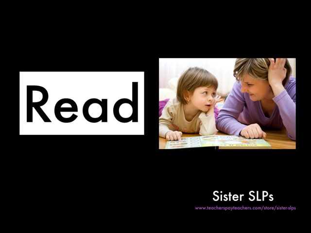 Read: Sister SLPs by Becky Price