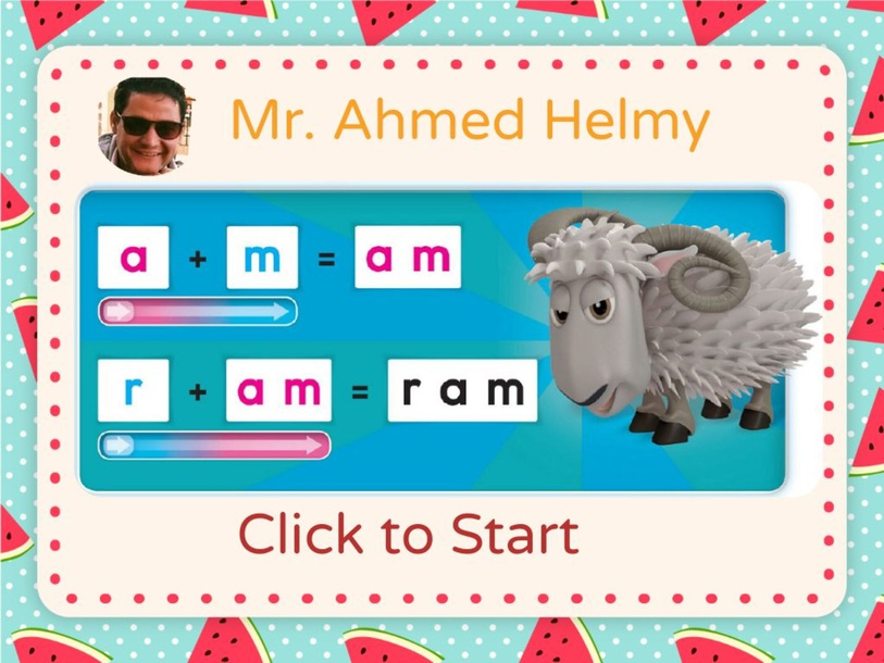Reading Skills /am/ by fb1045956225916090
