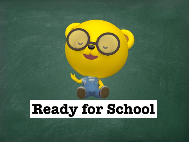 Ready for School by CARTOON WASTERS