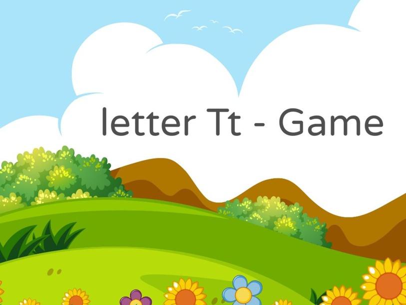 Recap of letter Tt by Harpreet kaur Chandhok