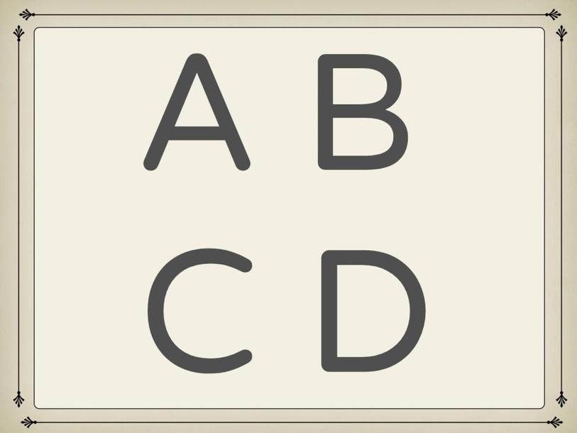 Receptive ID Letters (A-H by Ryan Detloff