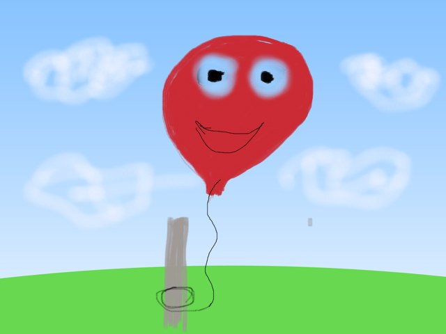Red Balloon Travel by Darina Tatarinova