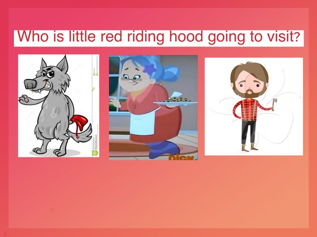 Red Riding Hood  by Shannon Doody