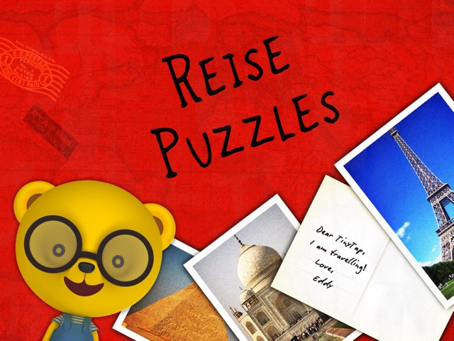 Reise Puzzle by Tiny Tap