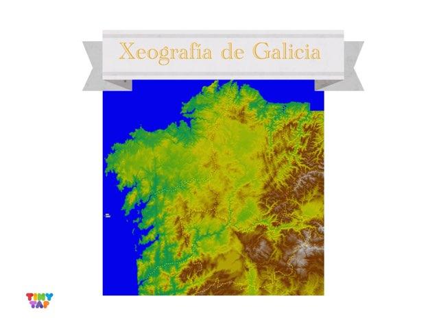 Relevo de Galicia by Ceiprandufe Ceiprandufe