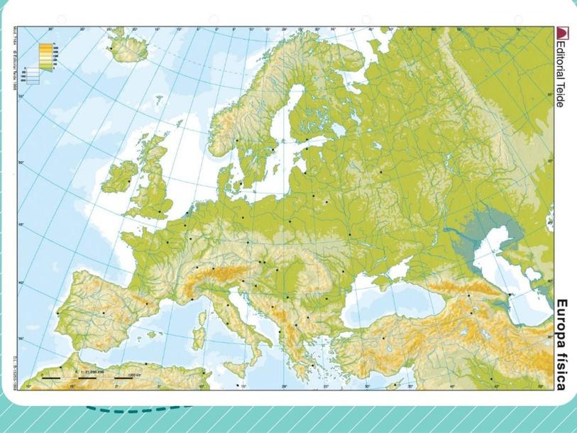 Relieve de Europa by Adriana Martínez Guerro