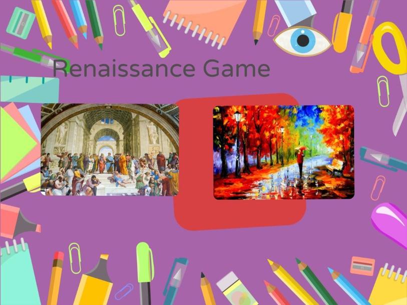 Renaissance by Andrea Algarte