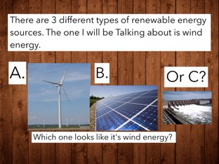 Renewable Is Awesome  by Coach Hallis