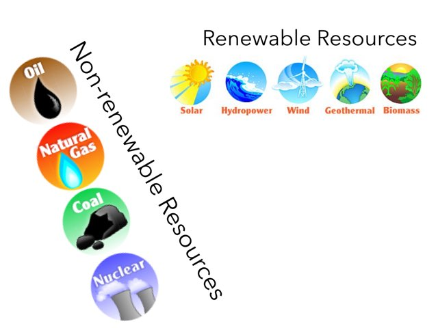 Renewable Resources  by Sarah Bosch