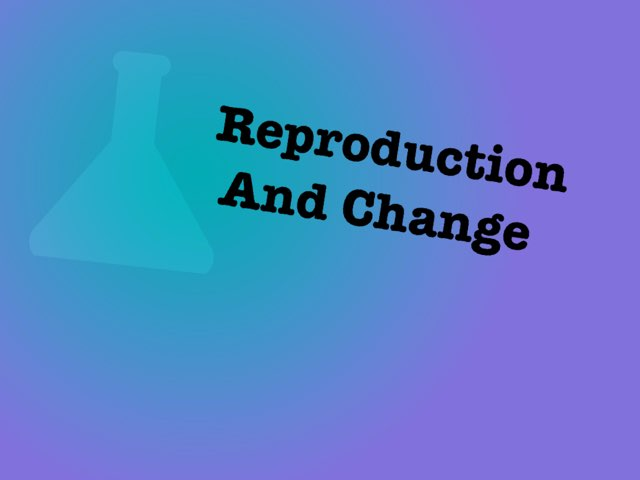 Reproduction And Change by Michele Karszen