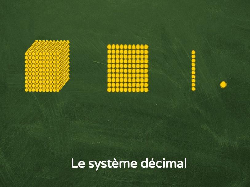 Représentation de quantité  by UPE2A Prades