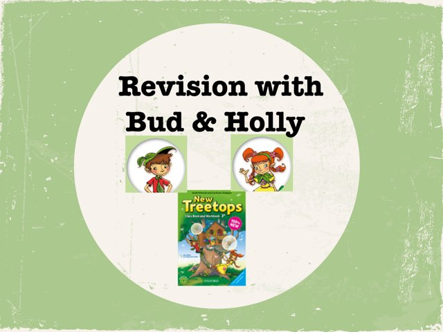 Revision With Bud & Holly by Laura Ciarmatori