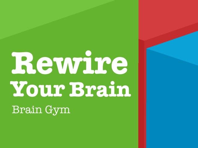 Rewire Your Brain by Yogev Shelly