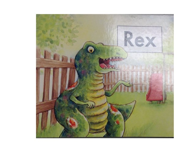 Rex by Chrissy Waned
