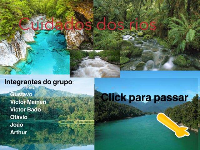Rios E Oceanos by Rede Caminho do Saber