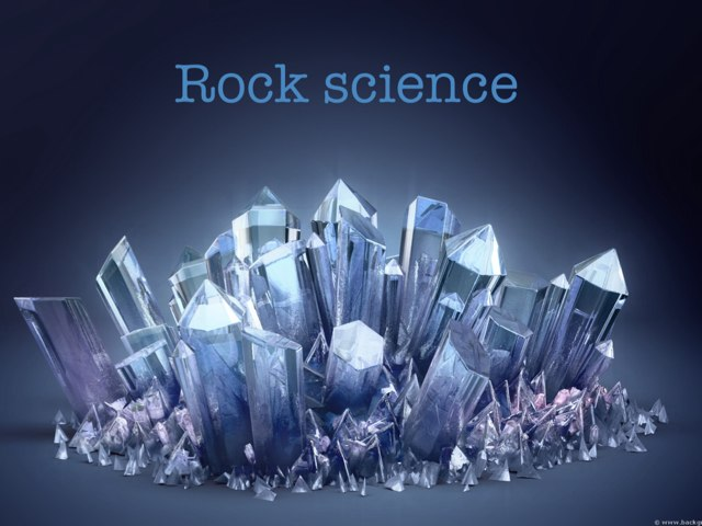 Rock Science By Bryce & Ian by Arlene Gregersen