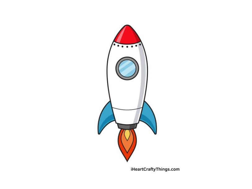Rocket by Afifah Yusoff