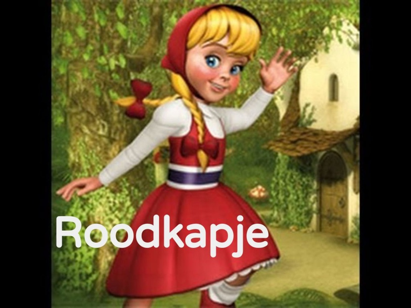 Roodkapje by Anna Kemps