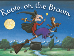 Room on the broom game by Miss Flor
