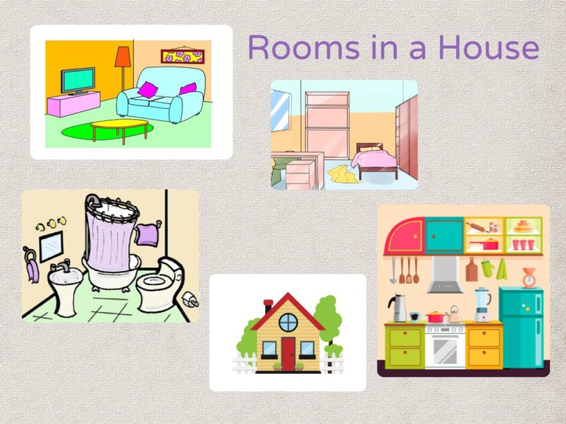 Rooms in a House by An Frost