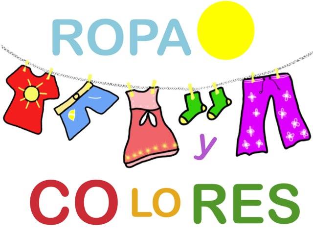 Ropa y Colores by Cristina Mella