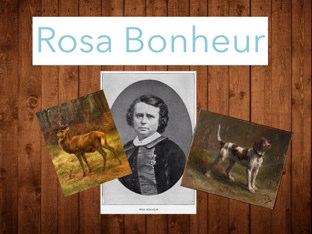 Rosa Bonheur by Jeanne S.