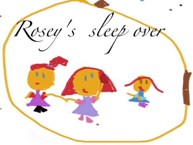 Rosey's Sleepover by Jason Lie