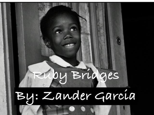 Ruby Bridges by Danielle Moore
