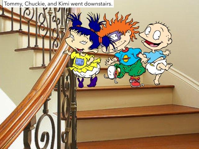Rugrats Season 10, Episode 10 by George awrahim