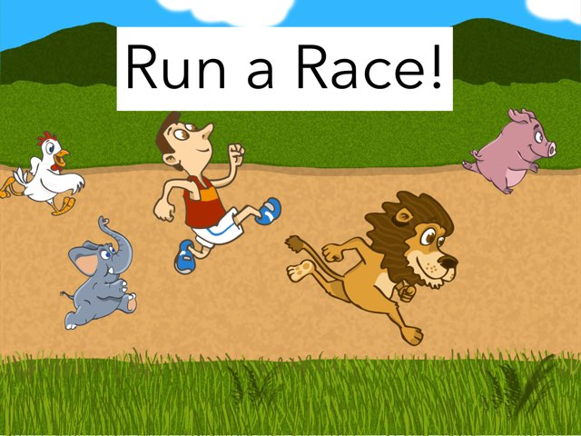 Run A Race by Academy Ability