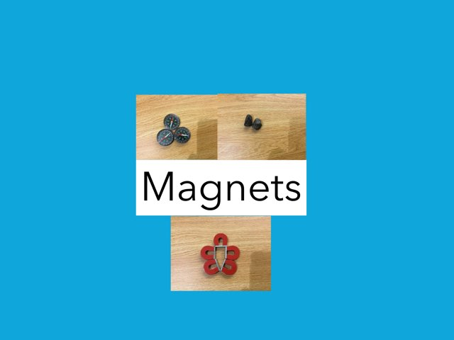 Ryan's Magnets Game by Frances Chapin