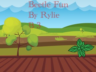 Rylie's  Beetle Project  by Vv Henneberg