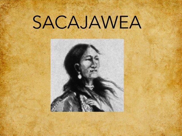 SACAJAWEA by Cristina Chesser