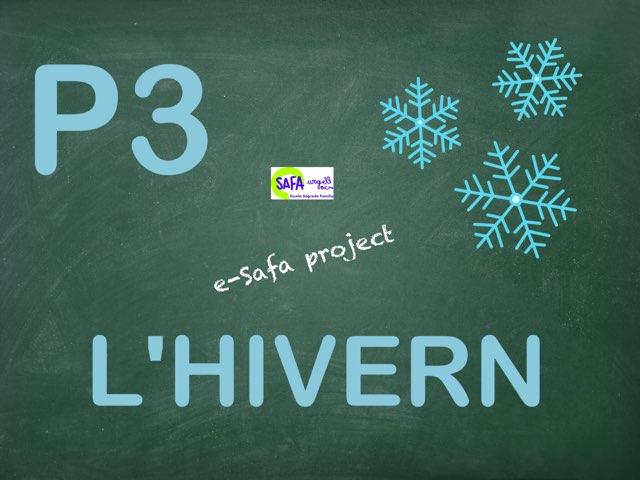SAFA P3 - Hivern by Meritxell Casanova