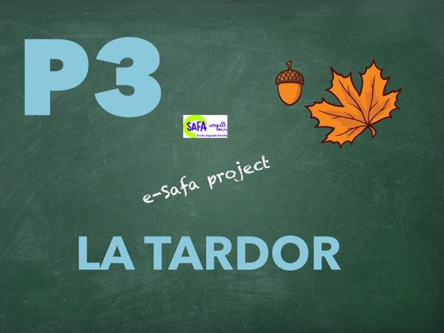 SAFA P3 - La Tardor by Meritxell Casanova