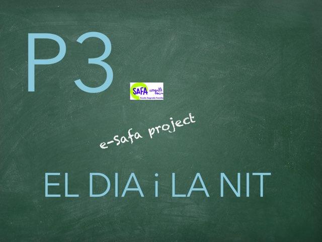 SAFA P3 - del dia i la nit by Silvia Ibañez